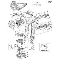 GM ACDelco M40 Auto Transmission Modulator New Hyrdra-Matic 3L80 THM400 08629947
