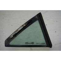 2004-2009 Cadillac XLR Rear Left LH Quarter Glass Window Used 88956602