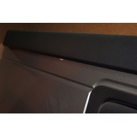 2005-2009 HUMMER H2 SUT Tailgate Tail Gate Moulding Molding Cap Protector Guard