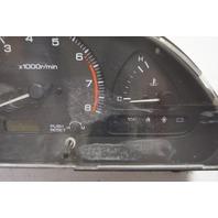 1989-1994 Nissan 240SX Silvia Instrument Gauge Cluster Used US-Version KA24DE