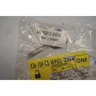 2004-2012 Chevy Colorado Door & Ignition Key Uncut New OEM 89022364