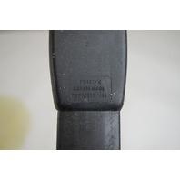 1980-1984 Porsche 928 Right RH Seat Belt Buckle Used Working Black 92880318305