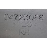 2009-2010 Hummer H3T Rear Right Rocker Molding Trim New OEM 94723086 94702338