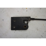 1986-1991 Chevy Corvette C4 Convertible RH Rear Decklid Release Actuator Used