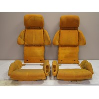 1991-1993 Chevy Corvette C4 Sport Seat Foam Set 4pcs Used