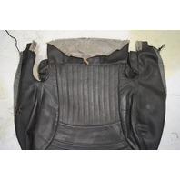 1997-2004 Chevy Corvette C5 Sport Passenger Side Lower Seat Cover Black Used