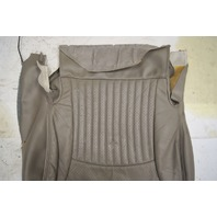 1997-2004 Chevy Corvette C5 Sport Passenger Side Lower Seat Cover Gray Used