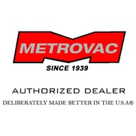 MetroVac Datavac 2 ESD Safe Maintenance System 1.17HP Anti-Static DV-2-ESD1