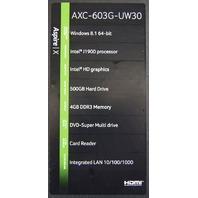 Acer J1900 Quad Core 2 GHz 8GB RAM 500GB HDD HDMI USB 3 HTPC XBMC KODI SMART TV