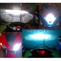 Yamaha YFZ450 Raptor 700 660 / Honda TRX 400/450r HID Headlight Kit 55w Slim