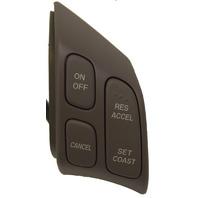 2003-2008 Mazda 6 RH Steering Wheel CC Switch Beige New GK2A664M022 153769
