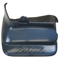 2003-2005 Subaru Baja Rear Left Mudflap Mystic Blue Pearl New J1010LS240BE