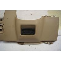 1993-1996 Lexus GS300 Lower Left Dash Panel Tan Used OEM