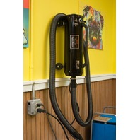 MetroVac AirForce Master Blaster 4HP Variable Speed W/10' Hose/Accessories MB-3V