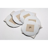 MetroVac - Compact VNB Package of 5 Disposable Paper Bags MVC-222B or DV-5PB