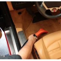 MetroVac Mid Size VAC N BLO 30' Hose 4.0HP Commercial Series Car Vac - OPEN BOX