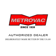 MetroVac Air Force Master Blaster Revolution Car Dryer W/30' Hose -OPEN BOX DENT