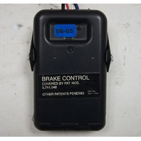 Power Trac Hidden Hitch Electric Trailer Brake Control Used Working