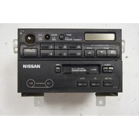 Nissan AM/FM/Cassette Car Radio Clarion Used Double-Din RN-9152C PN-8095U