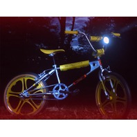 """Stranger Things Season 3 Mongoose 20"""" BMX Bicycle Max Limited Edition NEW IN BOX"""