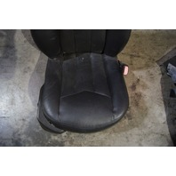 2004-2009 Cadillac XLR Front Right RH Passenger Seat Used Black Leather